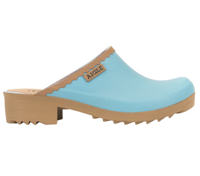Aigle Clog Victorine, blau