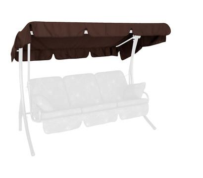 angerer ersatz dach f r 3 sitzer hollywoodschaukeln. Black Bedroom Furniture Sets. Home Design Ideas