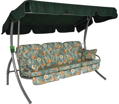 angerer hollywoodschaukel comfort kapstadt gr n 3 sitzer dehner garten center. Black Bedroom Furniture Sets. Home Design Ideas
