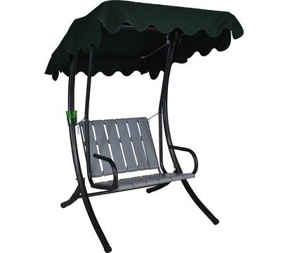 angerer hollywoodschaukel single denver 1 sitzer dehner garten center. Black Bedroom Furniture Sets. Home Design Ideas