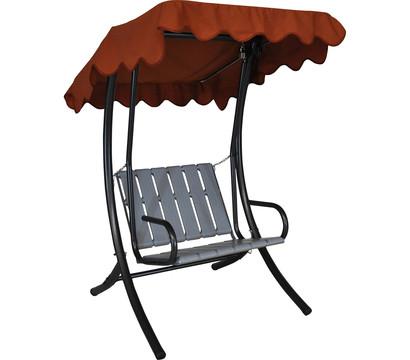 angerer hollywoodschaukel single genf 1 sitzer dehner garten center. Black Bedroom Furniture Sets. Home Design Ideas