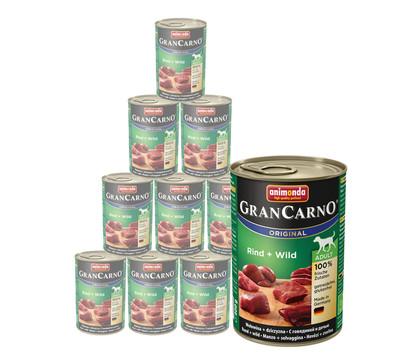 animonda GRANCARNO® Nassfutter Adult, 12 x 400g