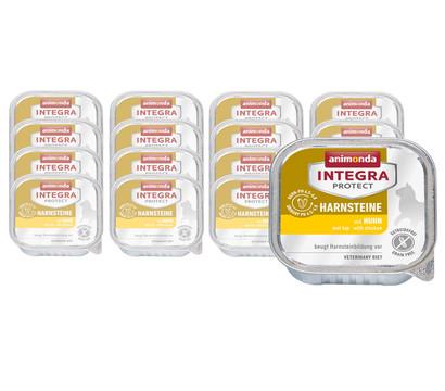 animonda INTEGRA PROTECT Nassfutter Harnsteine, 16 x 100g