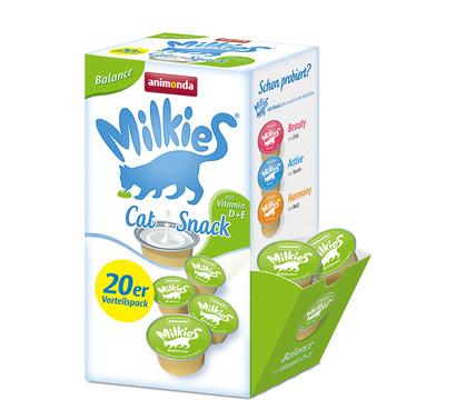 animonda Milkies® Katzensnack Balance, 20 x 15g