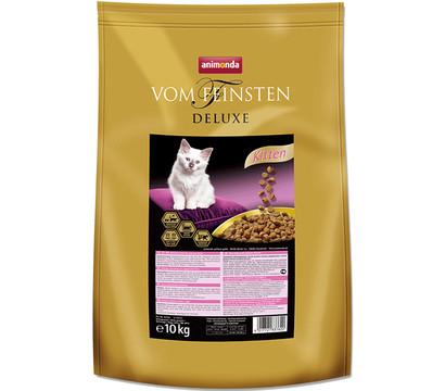 animonda Trockenfutter Vom Feinsten Deluxe Kitten, 10 kg