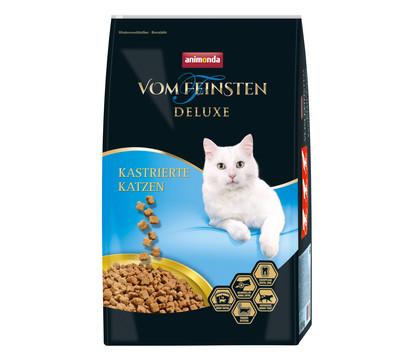 animonda VOM FEINSTEN Trockenfutter Deluxe kastrierte Katzen, 10 kg