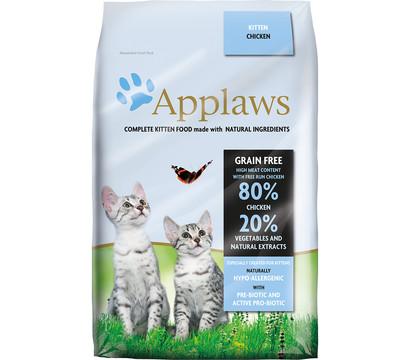 Applaws Trockenfutter Grain Free Huhn Kitten, 7,5kg