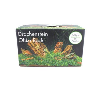 aquadeco Deko-Set Drachenstein für 80 Liter Aquarium