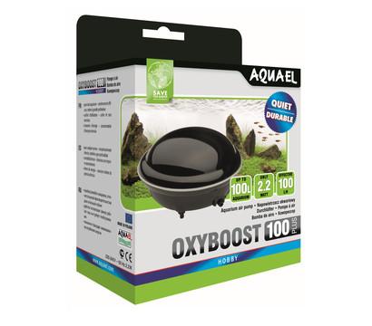 AQUAEL Aquarium Membranpumpe Oxyboost AP-100 Plus