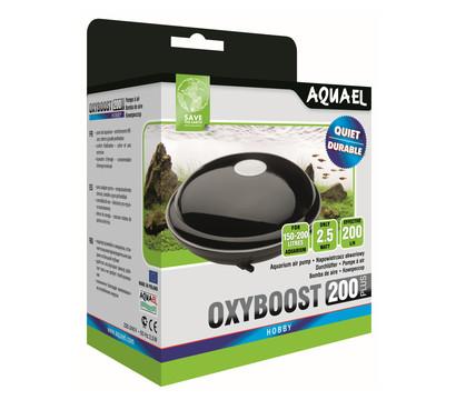 AQUAEL Aquarium Membranpumpe Oxyboost AP-200 Plus
