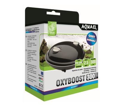 AQUAEL Aquarium Membranpumpe Oxyboost APR-300 Plus