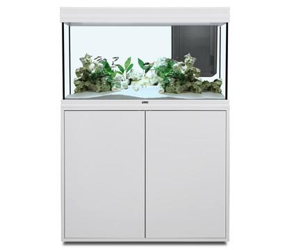 aquatlantis aquarium kombination fusion 100 led 19 mm wandst rke dehner garten center. Black Bedroom Furniture Sets. Home Design Ideas
