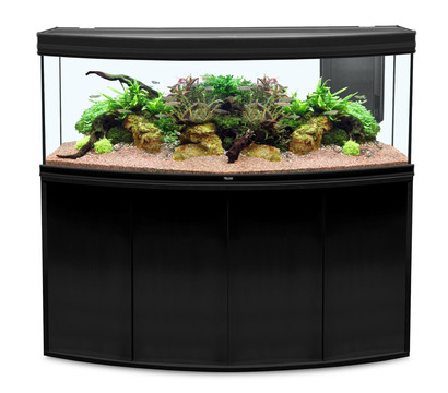 aquatlantis aquarium kombination fusion horizon 150 led 40 mm wandst rke dehner garten center. Black Bedroom Furniture Sets. Home Design Ideas
