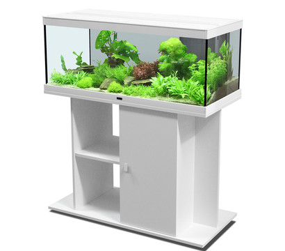 aquatlantis aquarium kombination style led 100x40 dehner. Black Bedroom Furniture Sets. Home Design Ideas