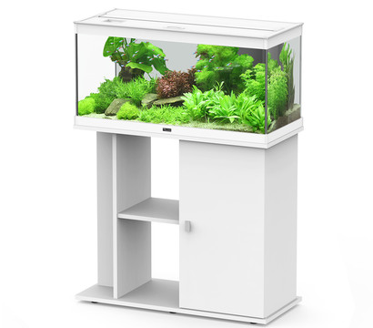 aquatlantis aquarium kombination style led 80x35 dehner garten center. Black Bedroom Furniture Sets. Home Design Ideas