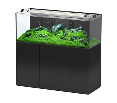 aquatlantis aquaview 150 aquarium kombination dehner. Black Bedroom Furniture Sets. Home Design Ideas