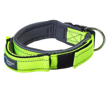 ArmoredTech® Hundehalsband Dog Control, neongrün