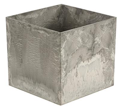 Artstone Kunststoff-Topf Maud, grau