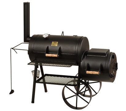 Barbeque Smoker 16