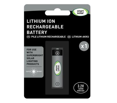 Batterien 3.2V 600mAh