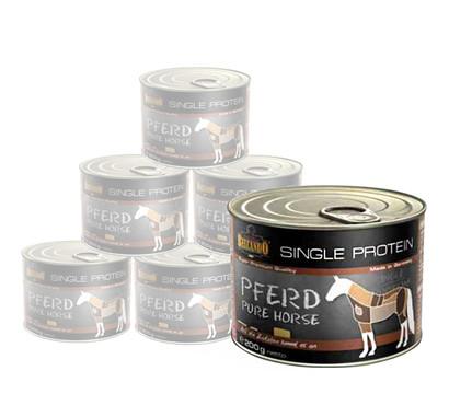 Belcando Single Protein Nassfutter, 6 x 200g