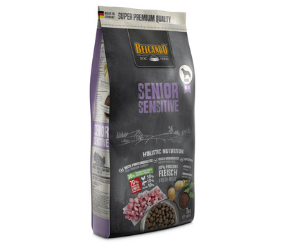 BELCANDO® Trockenfutter Senior Sensitive