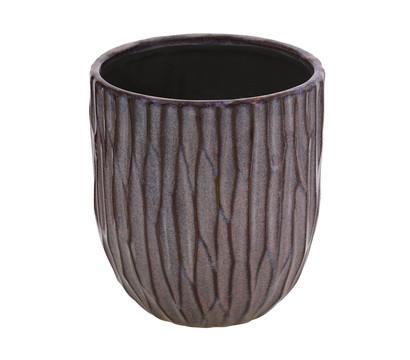 Übertopf 'Bromelia' aus Keramik