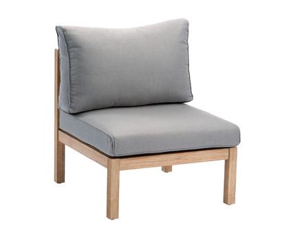 Best Lounge-Mittelteil Madagaskar, 70 x 74 x 84 cm
