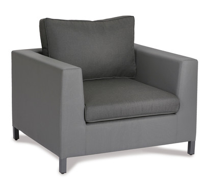 Best Lounge-Sessel Trinidad, 98 x 90 x 65 cm, anthrazit