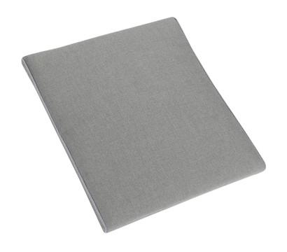 Best Polsterauflage Lagos, 45x42x5 cm, betongrau