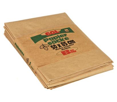 Bio Bag Papiersack, 60 l, 3 Stk.