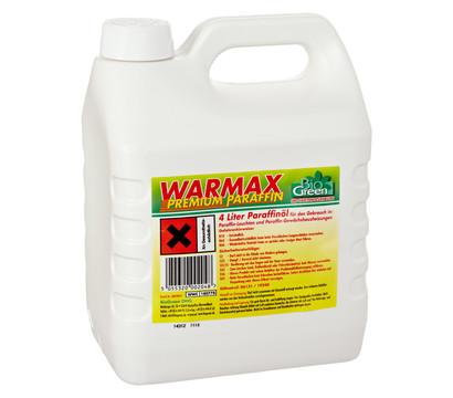 Bio Green Paraffinöl Warmax, 4 l