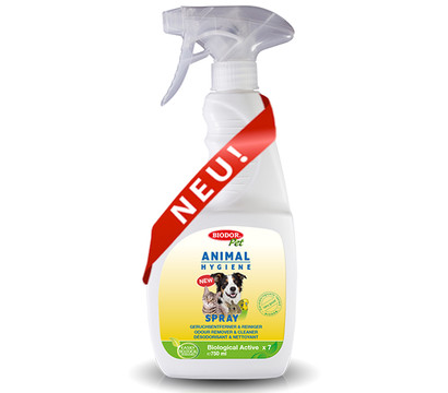 BIODOR Pet Animal Geruchsentferner & Reiniger Spray, 750ml