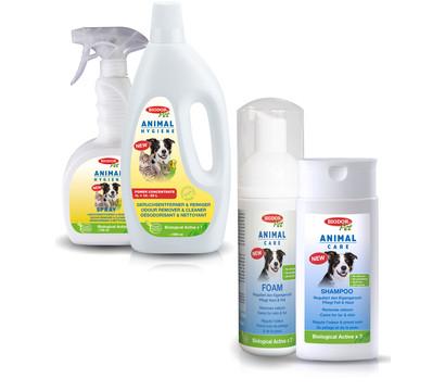 BIODOR® Pet Animal Pflege- und Hygiene Sparpaket