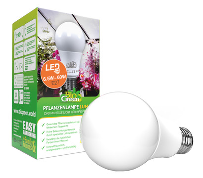 BioGreen LED-Birne Flora-Booster 500