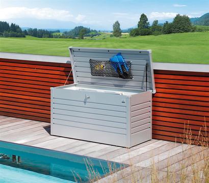 biohort freizeitbox 130 f r den garten 71 x 134 cm dehner garten center. Black Bedroom Furniture Sets. Home Design Ideas