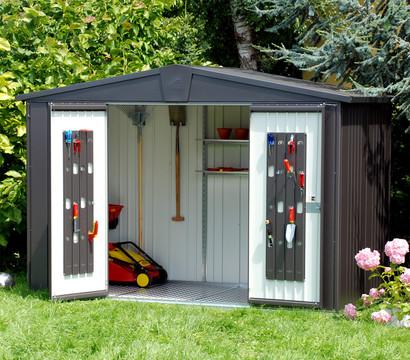 biohort ger tehaus europa 2 a 244 x 84 cm dehner garten. Black Bedroom Furniture Sets. Home Design Ideas
