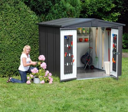 biohort ger tehaus europa 3 dehner. Black Bedroom Furniture Sets. Home Design Ideas