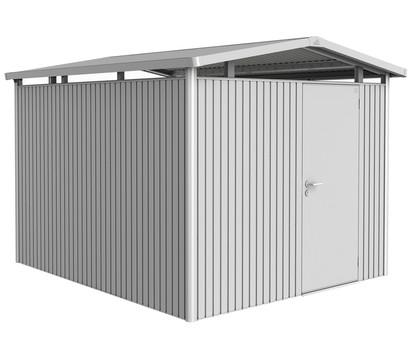 Biohort Metallgerätehaus Panorama® P5, Silber
