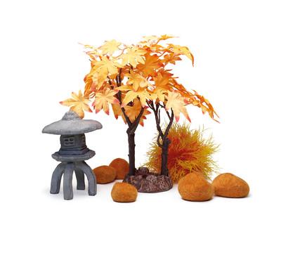 biOrb® Aquariumdeko Decor Set 30 l Herbst