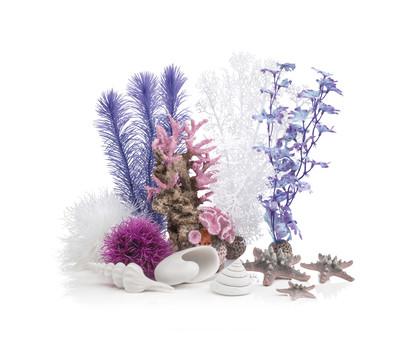 biOrb® Aquariumdeko Decor Set 30 l Pink Ocean