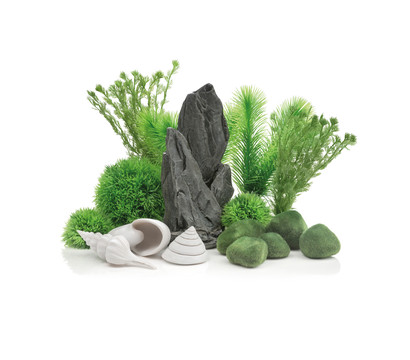 biOrb® Aquariumdeko Decor Set 30 l Stone Garden