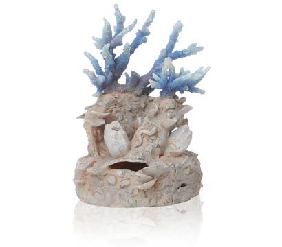 biOrb® Aquariumdeko Korallenriff Ornament, blau