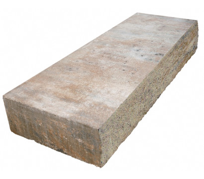 Blockstufe Siola, ca. B112,5/H15/T34,5 cm