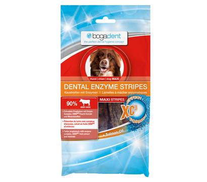 bogadent Dental Enzyme Stripes Large, Hundesnack, 100g