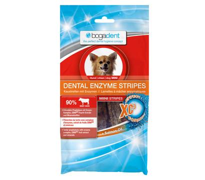 bogadent Dental Enzyme Stripes Mini, Hundesnack, 100g