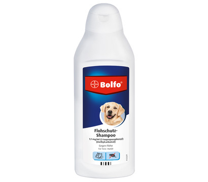 Bolfo® Flohschutzshampoo, Hunde, 250 ml