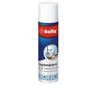 Bolfo® Umgebungsspray für Hunde und Katzen, 250 ml