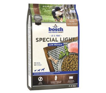 bosch High Premium Special light, Trockenfutter