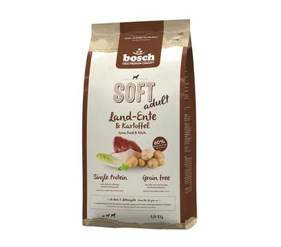bosch Trockenfutter Soft Adult, Land-Ente & Kartoffel